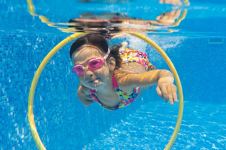Husebybadet svømmekurs