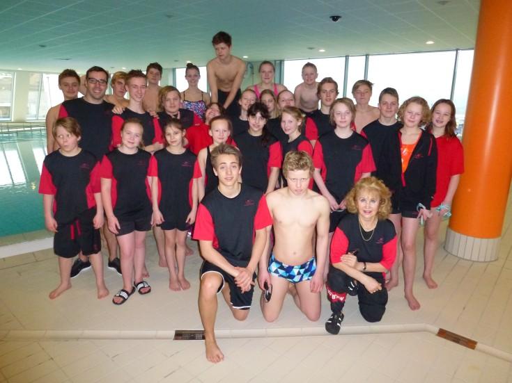 Svømmekurs barn